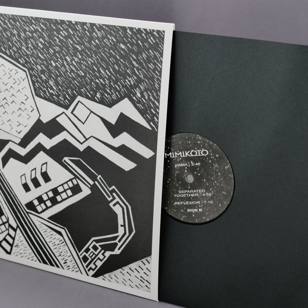 MIMIKOTO - unexistent (cover inside)